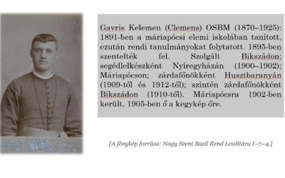 2020. december – Könnycseppek a máriapócsi kegytemplomban – 1905 decemberében